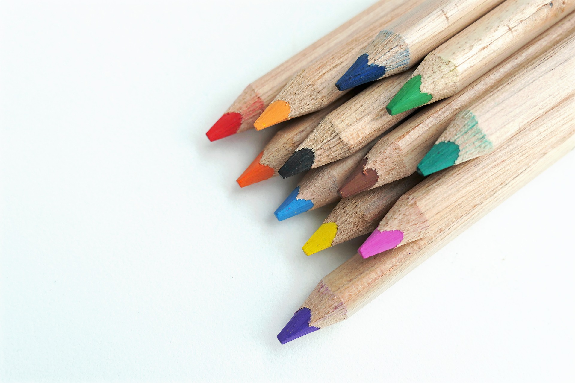 colour-pencils